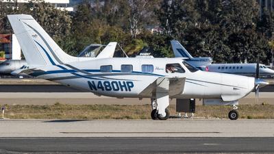N480HP - Piper PA-46R-350T Matrix - Private