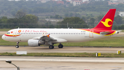B-1030 - Airbus A320-214 - Tianjin Airlines