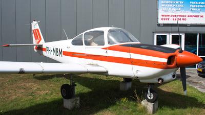 PH-MBM - Fuji FA-200-160 Aero Subaru - Private