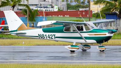 A picture of N8142T - Cessna 175B Skylark - [17556842] - © Abraham Maysonet Puerto Rico Spotter