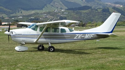 ZK-MIF - Cessna U206G Stationair - Private
