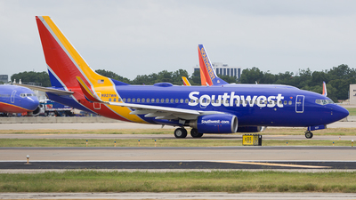 N927WN - Boeing 737-7H4 - Southwest Airlines