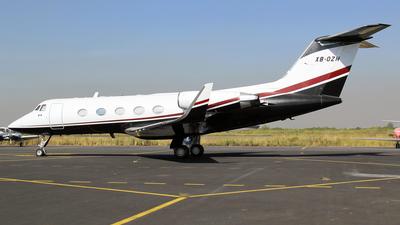 XB-OZH - Gulfstream G-II - Private