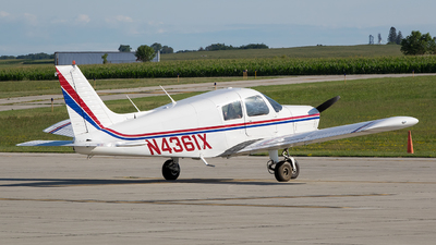 N4361X - Piper PA-28-140 Cherokee Cruiser - Private