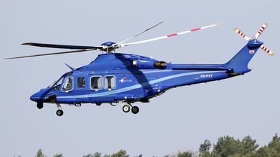 PH-PXY - Agusta-Westland AW-139 - Netherlands - Police