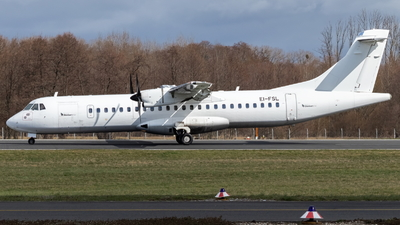 A picture of EIFSL - ATR 72600 - Stobart Air - © Marco Materlik