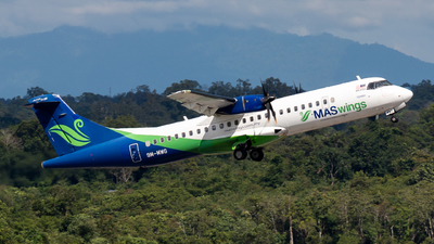 9M-MWG - ATR 72-212A(500) - MASWings
