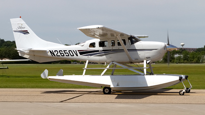 N2650V - Cessna T206H Turbo Stationair - Private