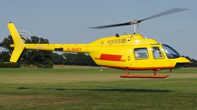 A picture of GSUET - Bell 206B JetRanger II - [314] - © Simon Baker