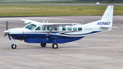N594EX - Cessna 208B Grand Caravan EX - Private