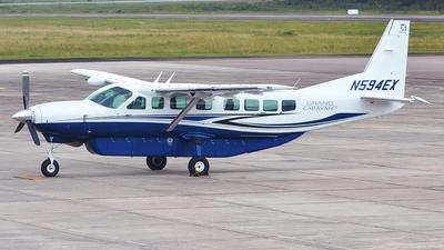 A picture of N594EX - Cessna 208B Grand Caravan - [208B5194] - © Rafael Freitas