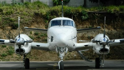 TG-CYC - Beechcraft C90A King Air - Private