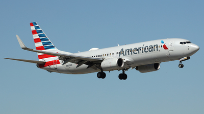 A picture of N822NN - Boeing 737823 - American Airlines - © Arno Vesterholm