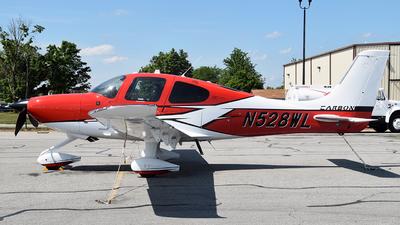 N528WL - Cirrus SR22T-GTS G6 Carbon - Private