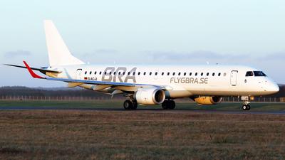 D-ACJJ - Embraer 190-100LR - Braathens Regional (German Airways)