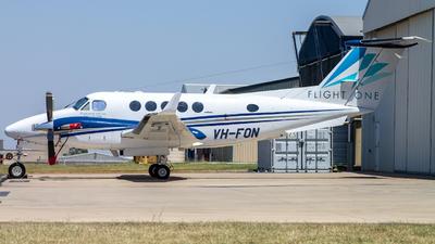 A picture of VHFON - Beech B200 Super King Air - [BB1145] - © D5Tweddle