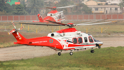 616 - Agusta-Westland AW-139 - Bangladesh - Air Force