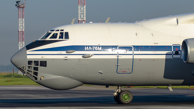 RF-86851 - Ilyushin IL-76M - Russia - Air Force