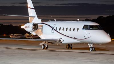 N963EC - Gulfstream G200 - Private