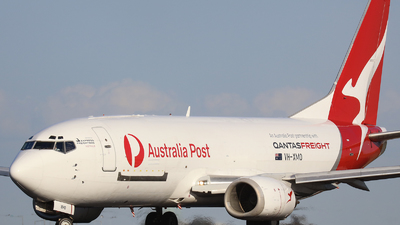 VH-XMO - Boeing 737-376(SF) - Qantas Freight (Express Freighters Australia)