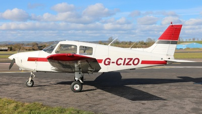 G-CIZO - Piper PA-28-161 Cadet - Private