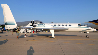 N514RS - Beechcraft 2000A Starship - Private