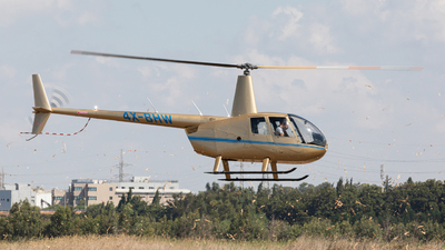 4X-BHW - Robinson R44 Raven II - Private