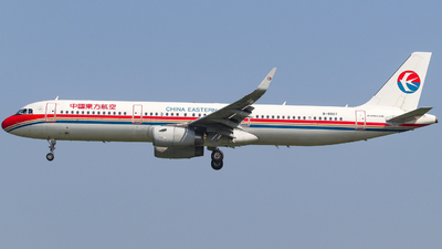 B-9907 - Airbus A321-231 - China Eastern Airlines