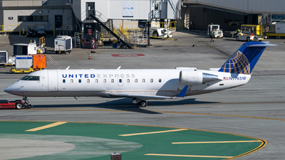 N976SW - Bombardier CRJ-200ER - United Express (SkyWest Airlines)