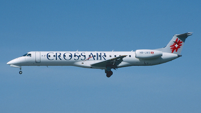 HB-JAS - Embraer ERJ-145LR - Crossair