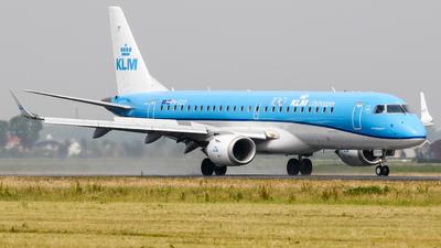 PH-EZO - Embraer 190-100STD - KLM Cityhopper