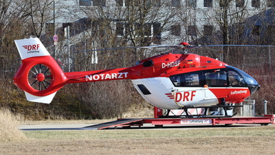 D-HDSF - Airbus Helicopters H145 - DRF Luftrettung