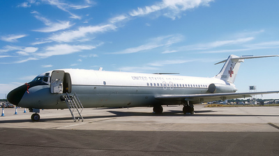 67-22585 - McDonnell Douglas C-9A Nightingale - United States - US Air Force (USAF)