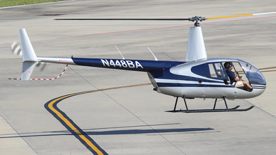 N448BA - Robinson R44 Raven - Private