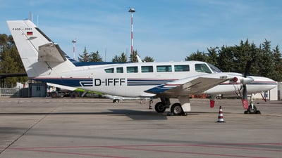 D-IFFF - Reims-Cessna F406 Caravan II - Air-Taxi Europe