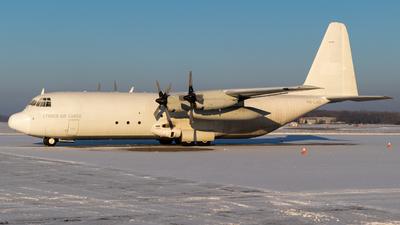 P4-LAS - Lockheed L-100-30 Hercules - Lynden Air Cargo