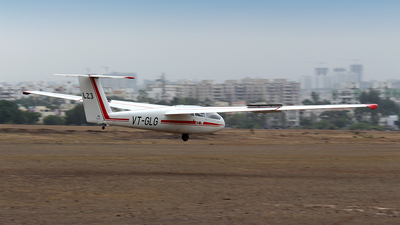 VT-GLG - Let L-23 Super Blanik - India - Civil Aviation Department