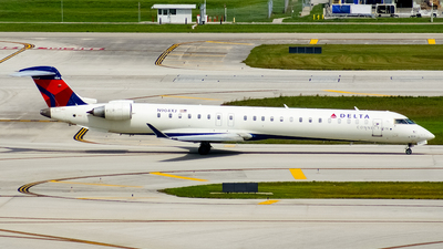 N904XJ - Bombardier CRJ-900ER - Delta Connection (Endeavor Air)