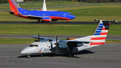 N816EX - Bombardier Dash 8-102A - American Eagle (Piedmont Airlines)