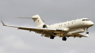 1325 - Bombardier BD-700-1A10 Global 6000	 - United Arab Emirates - Air Force