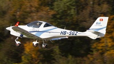 HB-SGZ - Aquila A211 - Albis Wings