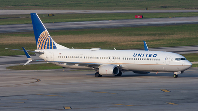 A picture of N65832 - Boeing 737924(ER) - United Airlines - © eastex.aviation