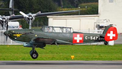 D-FRBI - EKW C-3603-1 - Private