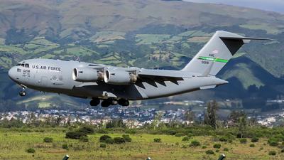 10-0218 - Boeing C-17A Globemaster III - United States - US Air Force (USAF)