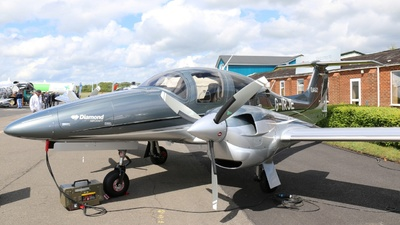 A picture of GIRJE - Diamond DA62 - [62.111] - © ian simpson