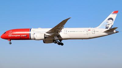 A picture of LNLNI - Boeing 7879 Dreamliner - Norwegian - © Aditya Dwi Hardianto