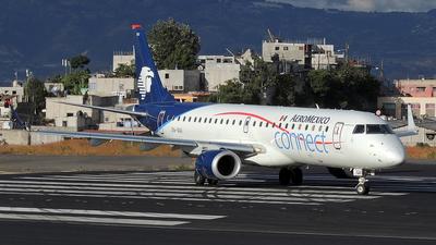 XA-GAI - Embraer 190-100LR - Aeroméxico Connect