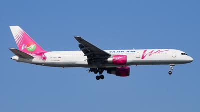 RA-73011 - Boeing 757-230 - Tajik Air