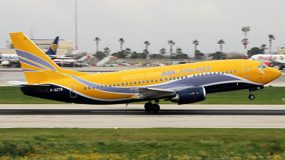 F-GZTB - Boeing 737-33V(QC)  - ASL Airlines