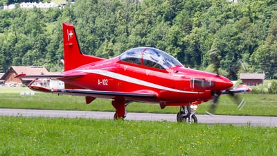 A-102 - Pilatus PC-21 - Switzerland - Air Force